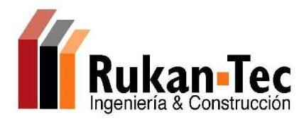 Constructora Rukan-Tec Logo