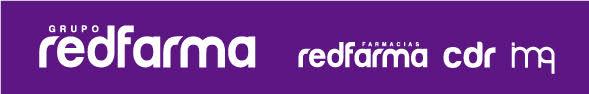 Logo Grupo Redfarma 2020