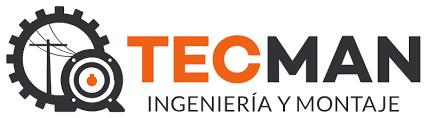 Logo TECMAN